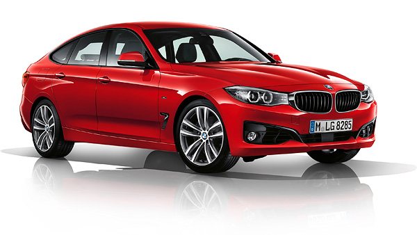 BMW 3 Series Gran Turismo Sport Line-front-india