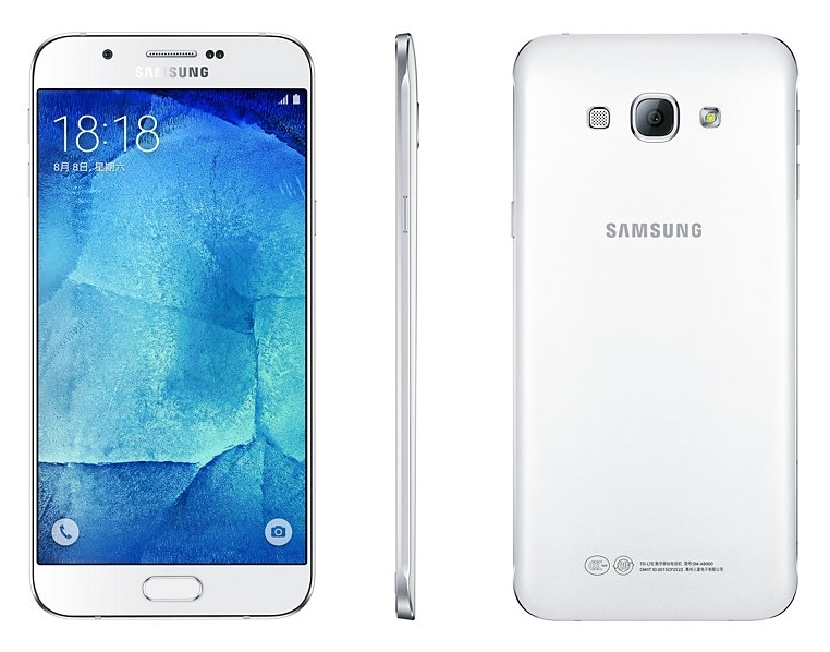 Eagerly awaited Samsung Galaxy A8 launched in India at ...