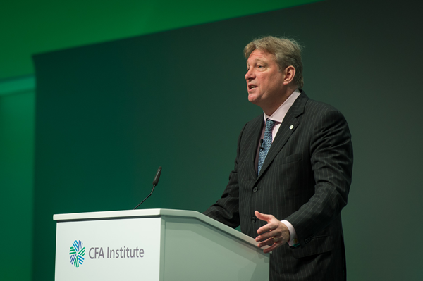 Paul Smith, president and CEO, CFA Institute