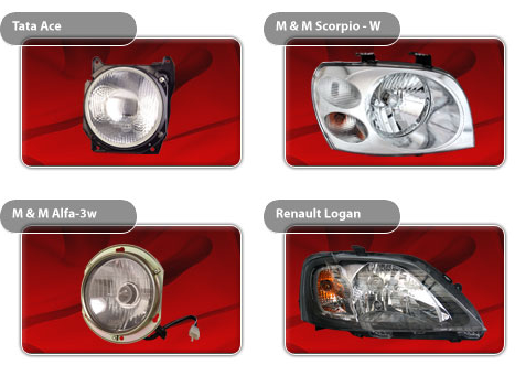 automotive lighting in india