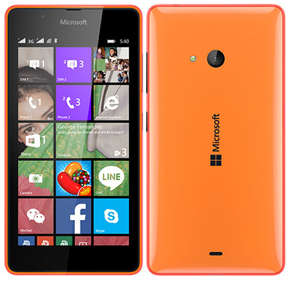 Lumia 540 India launch coming, price seen around Rs 11k
