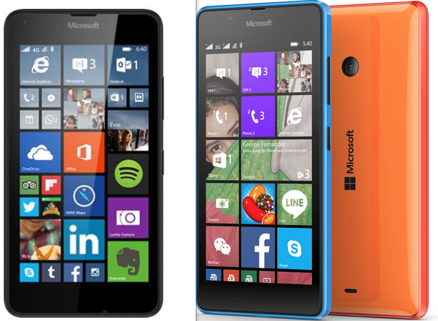 Lumia 540 available; but at Rs 10k price, 640 is a better option