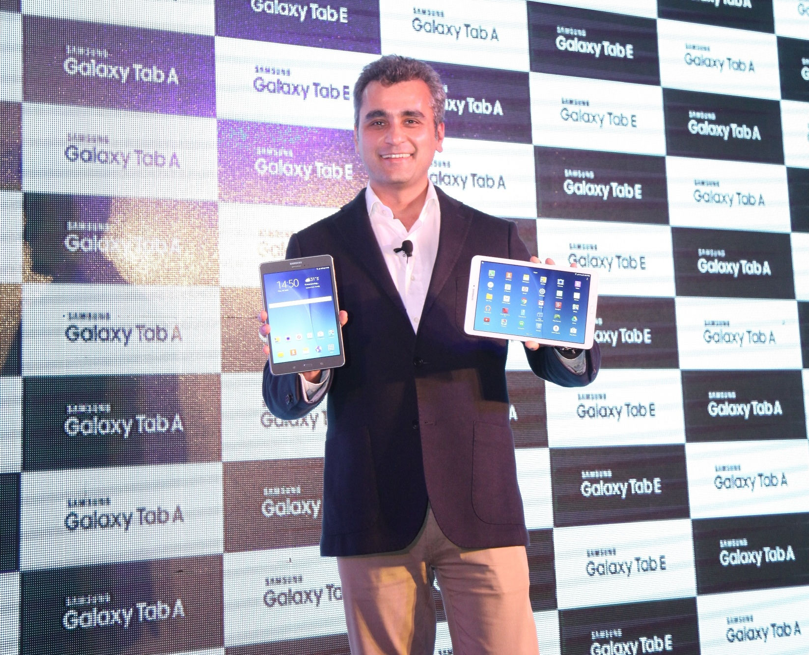 Samsung launches Samsung Galaxy Tab A & E; prices Rs 20k, 17k