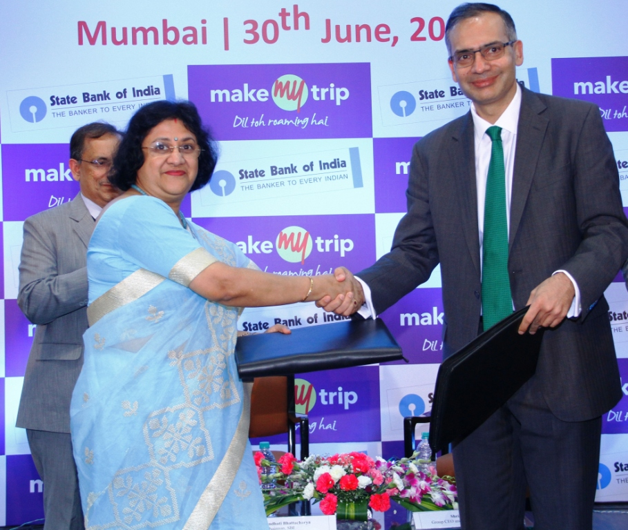 SBI, MakeMyTrip to tap cross-selling opportunities