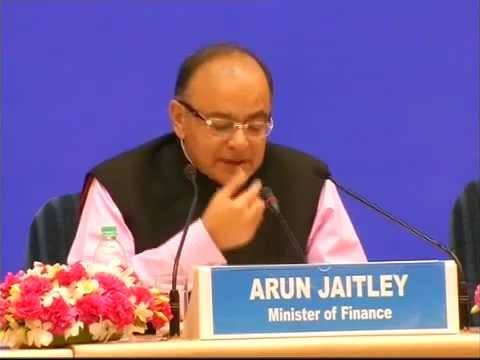 Improving monsoon, manufacturing to boost economy, says Jaitley in San Fransicso