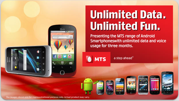 MTS India loss narrows on IUC cut, over 50% revenue now from data