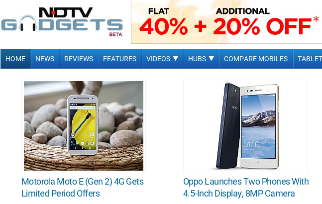 NDTV to enter e-commerce sector