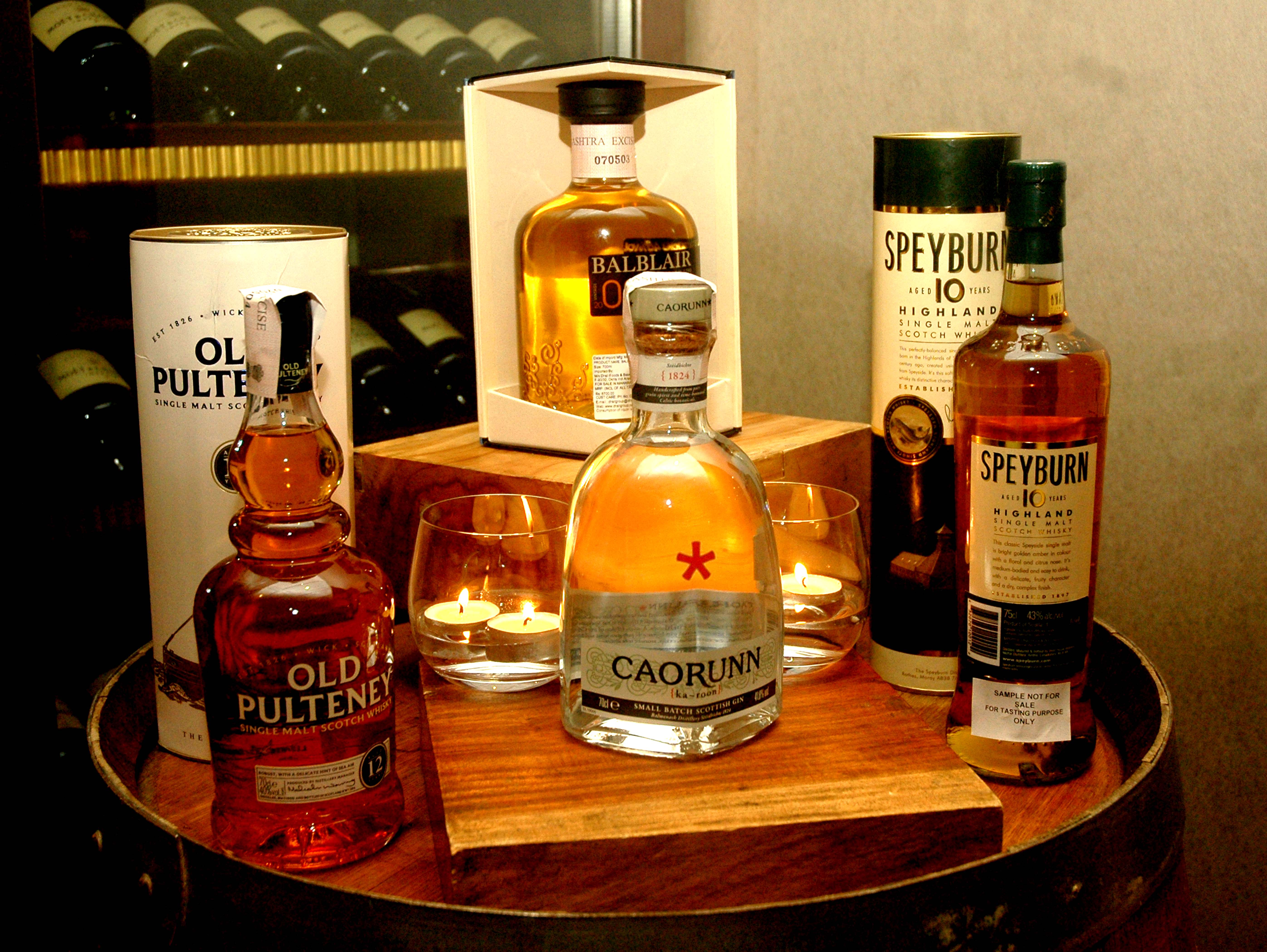 IBHL enters India with Old Pulteney, Caorunn & Balblair Scotch Whisky