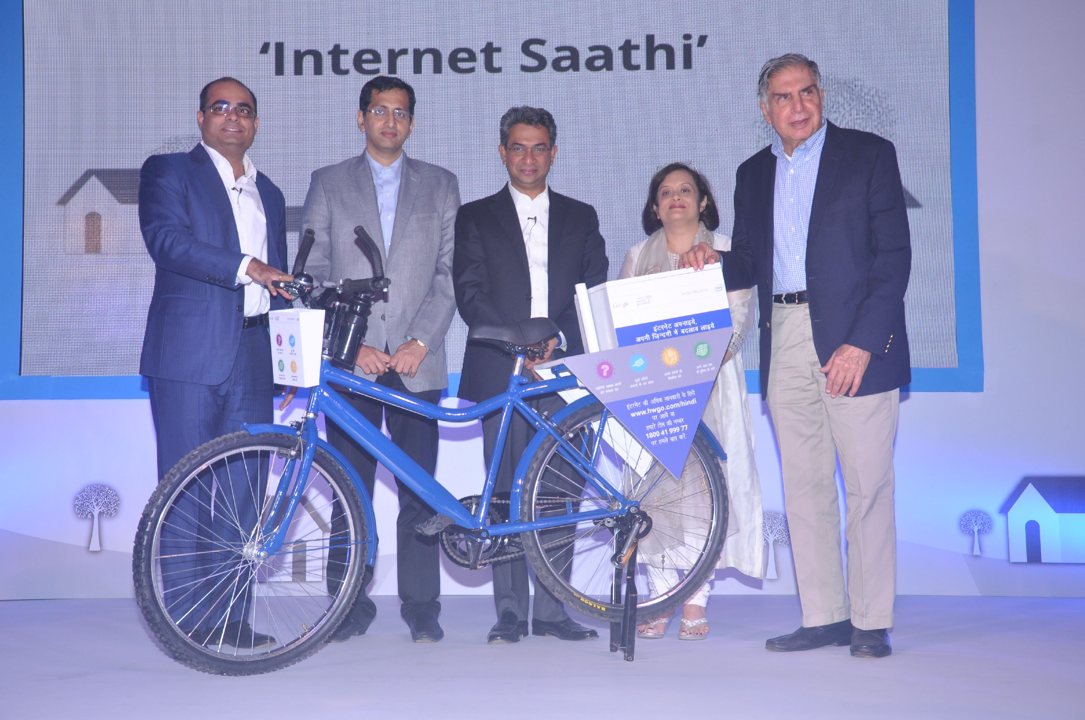 Google, Tata Trusts launch 'Internet Carts' for rural women in India