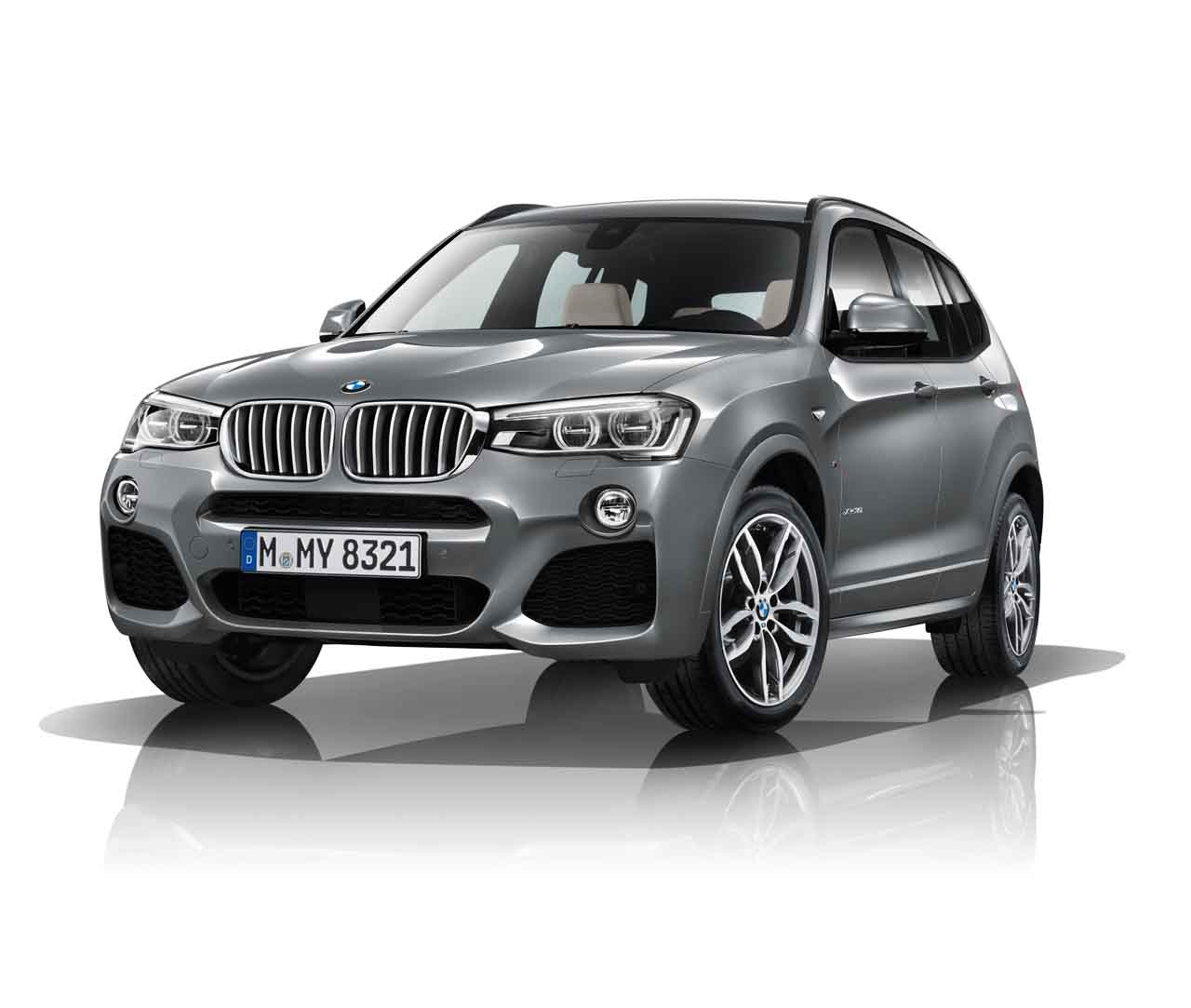 BMW X3 xDrive30d M Sport launched in India, price Rs 60 lakh
