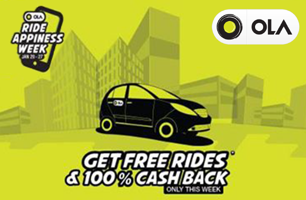 Ola Cabs cuts fares, now 26% cheaper than black and yellow cabs in Mumbai