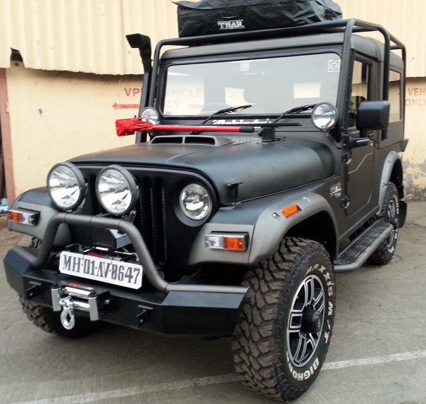 Mahindra Amp Mahindra Introduces New Thar At Price Of Rs 8