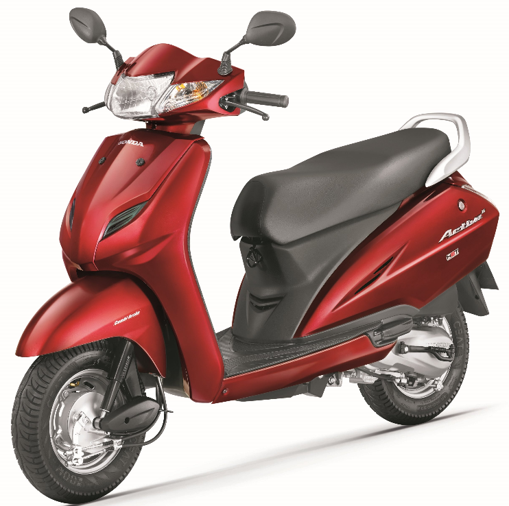 Honda Activa becomes first auto-scooter to sell 1 cr units