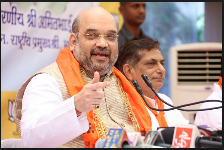 Amit Shah says can deliver power to all villages in Bengal in one year