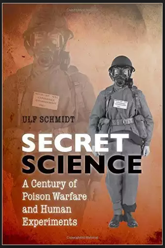 New book reveals Western Govt's secret experiments