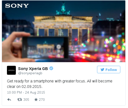 Sony Xperia Z5 Plus India launch next week with world's first 4K UHD display