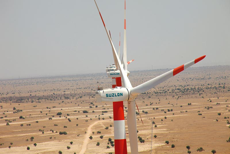 NSE sets up wind energy project