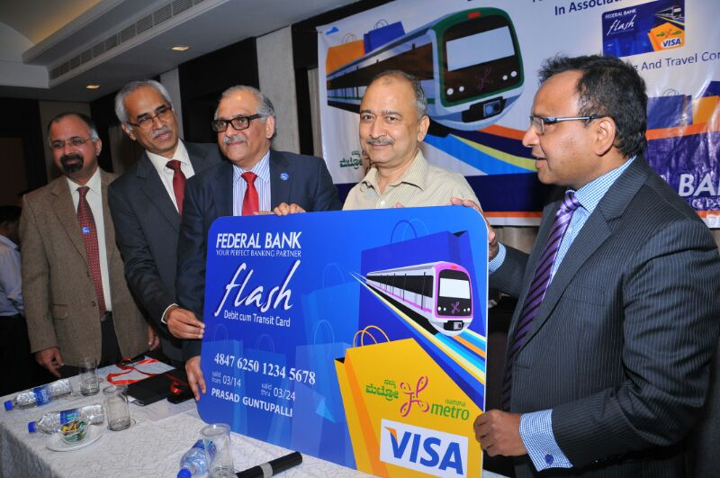 Federal Bank, 11 other banks offer Card to Card instant ATM money transfer