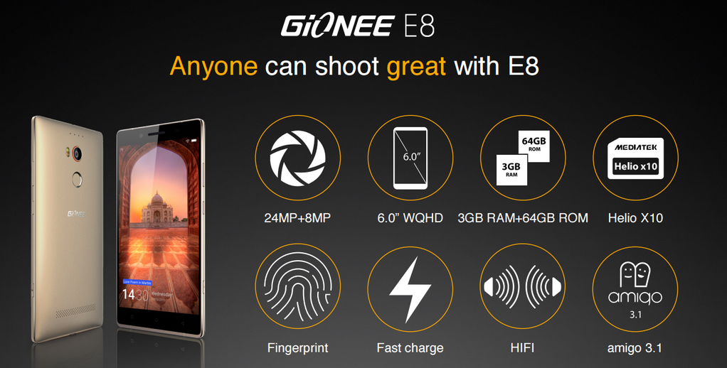 Priced at  Rs 35k, can Gionee Elife E8 spoil the party for Moto X Style in India?