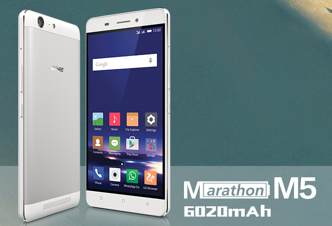 Gionee Marathon M5 priced Rs 17,999 in India
