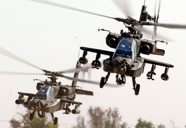 India to buy Chinook, Apache helicopters from the US for defence forces