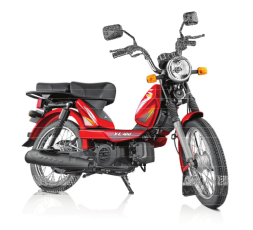 Four-stroke, 100-cc variant of TVS XL 100 launched in Tamil Nadu at Rs 29,539