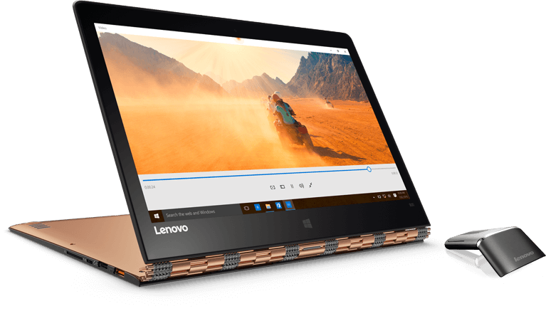 Lenovo launches India's first retina-display laptop, Yoga 900 priced Rs 1.22 lakh