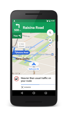 Google Maps will now be more vocal about upcoming traffic jams