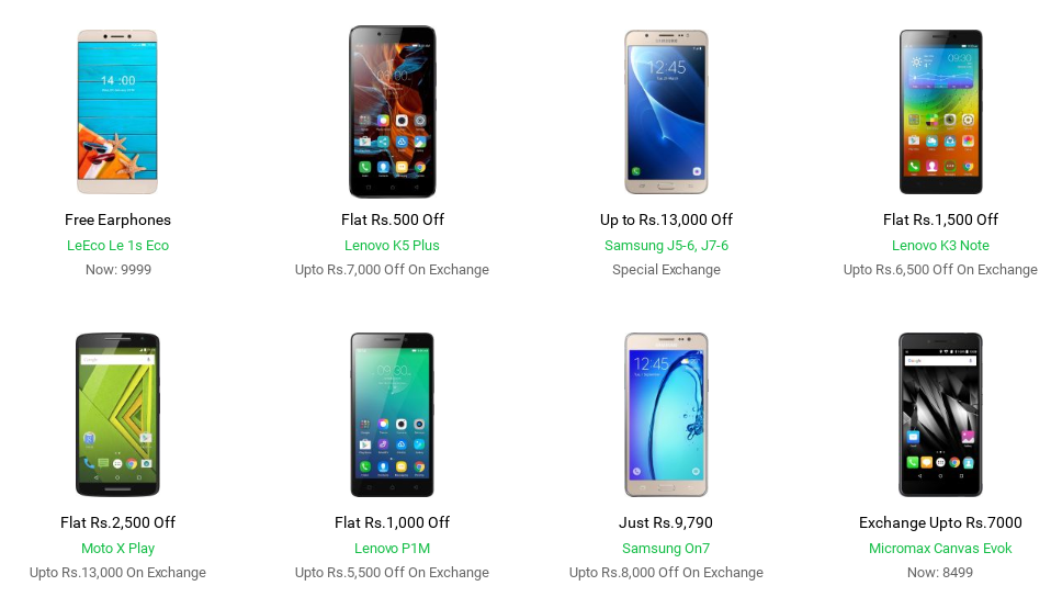 Flipkart disounts Lenovo K5 Plus to Rs 7,999, K3 Note to Rs 8,499 in Big Sale