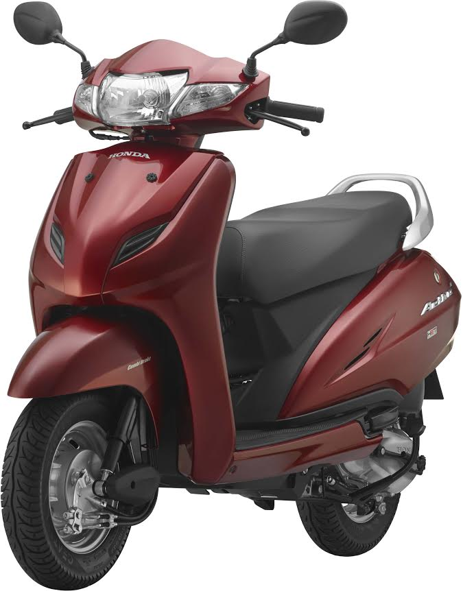 Honda Activa completes 6 months as India's No. 1 two-wheeler