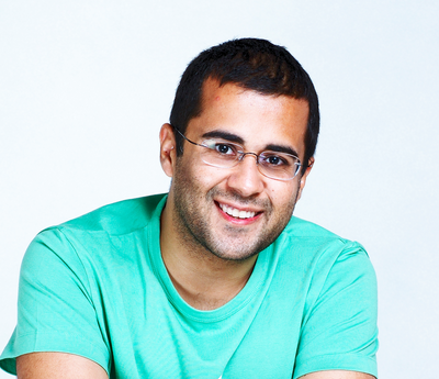 "Chetan Bhagat's next book to be called ""One Indian Girl"""
