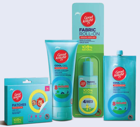 """Godrej launches Good Knight """"baby safe"""" mosquito repellents"""