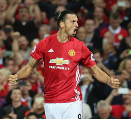 Ibrahimovic could break a 91-year-old ManU record