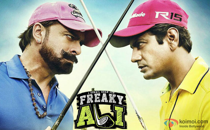 Freaky Ali inspired by Hollywood flick Happy Gilmore, confirms distributor