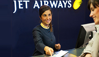Jet Airways opens priority check-in service to economy passengers