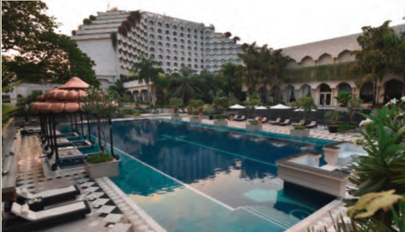 "Indian Hotel says merger with Taj GVK ""never ever touched upon"""