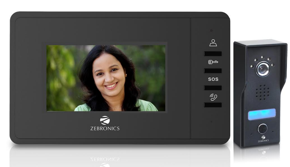 Zebronics offers video phone for doors @ Rs 4,800
