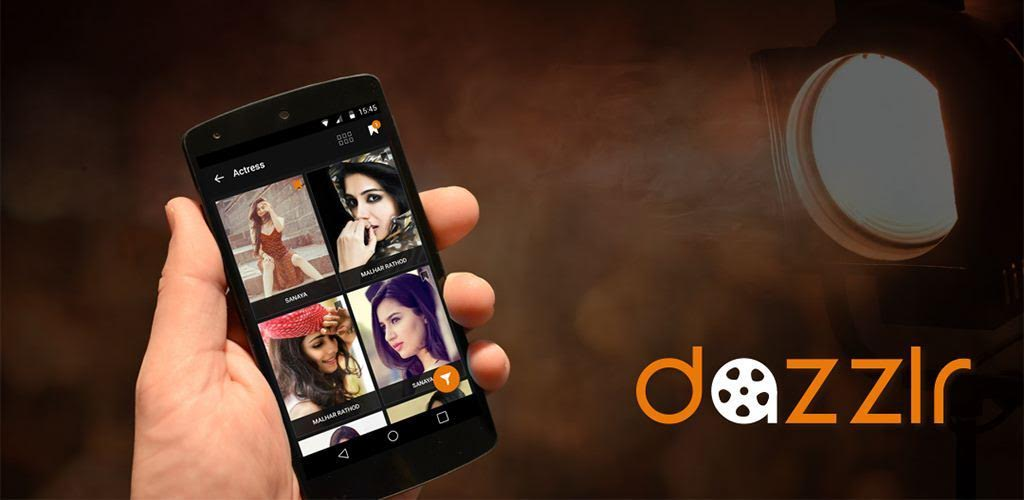 "Quikr launches ""Dazzlr"", an app for aspiring actors"