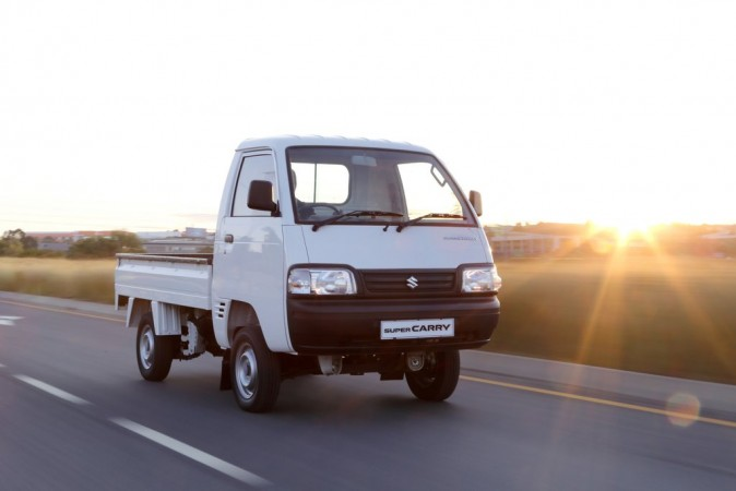 Maruti Suzuki launches first LCV at Rs. 4.04 lakhs in India