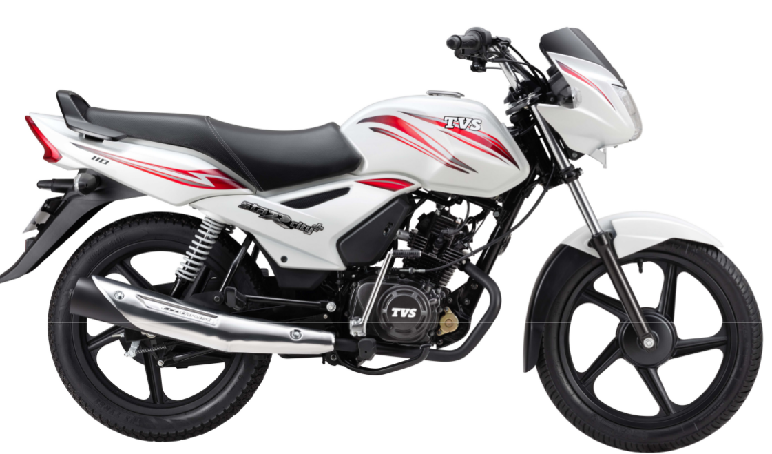 TVS launches colour variants of StaR City+ & TVS Sport