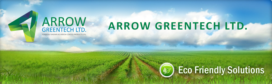 Arrow Greentech gets US patent for self-destructive packaging film