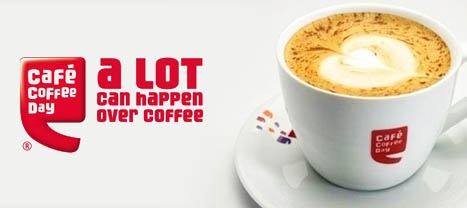 Cafe Coffee Day offers free WiFi in select cities in India