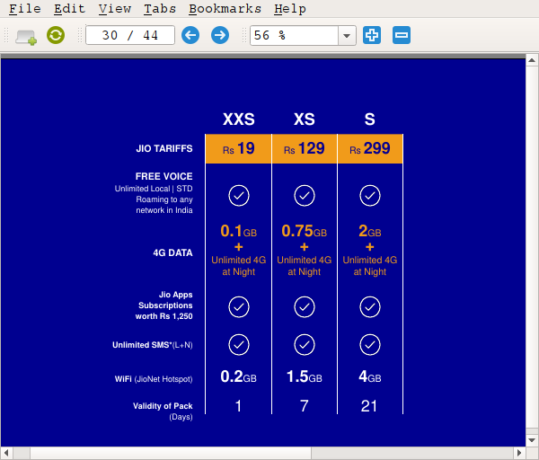 Solved: The mystery of the missing 4G plans in Reliance Jio AGM presentation