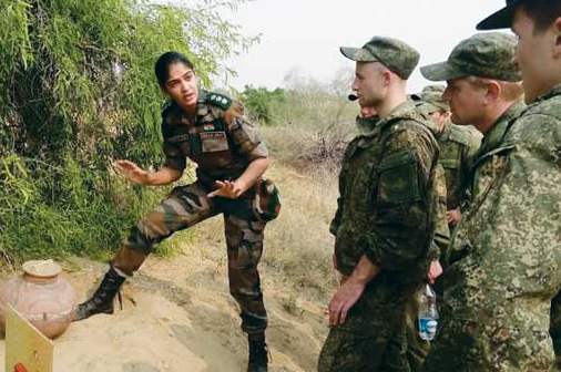 India, Russia begin joint military exercises even as Russians arrive in Pakistan for joint drill