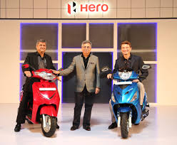 Hero MotoCorp sets record in monthly two-wheeler sales in September