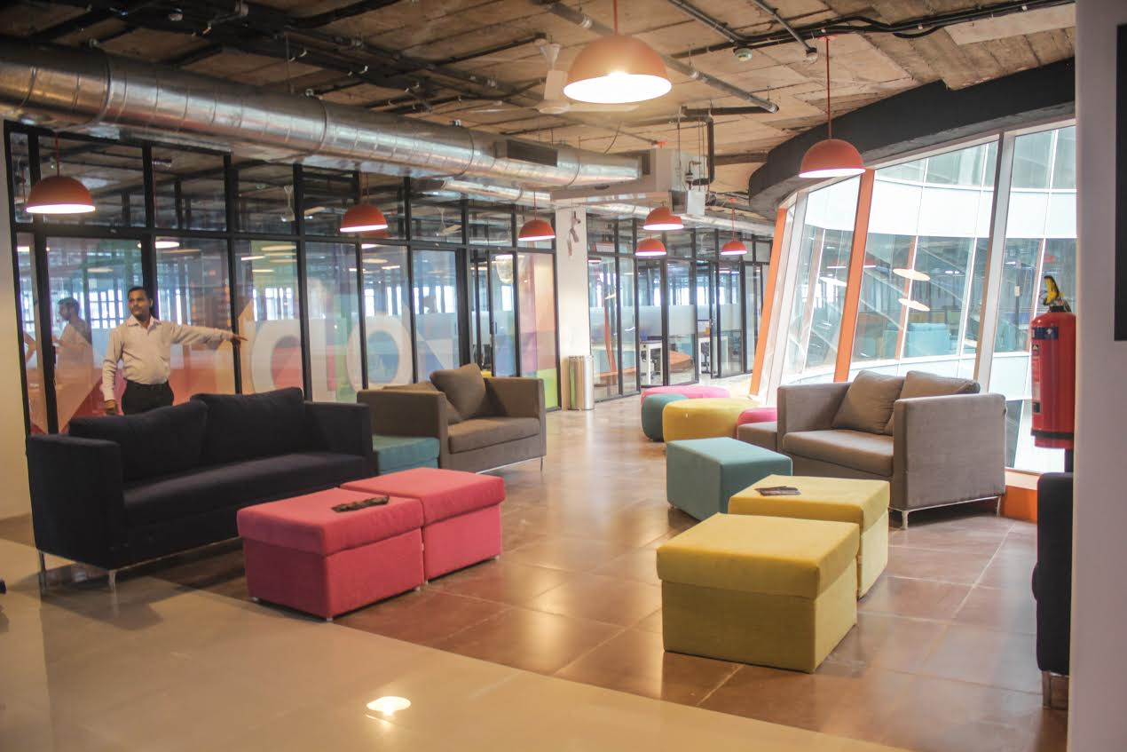 91springboard launches 1,000-strong coworking space in Andheri in Mumbai