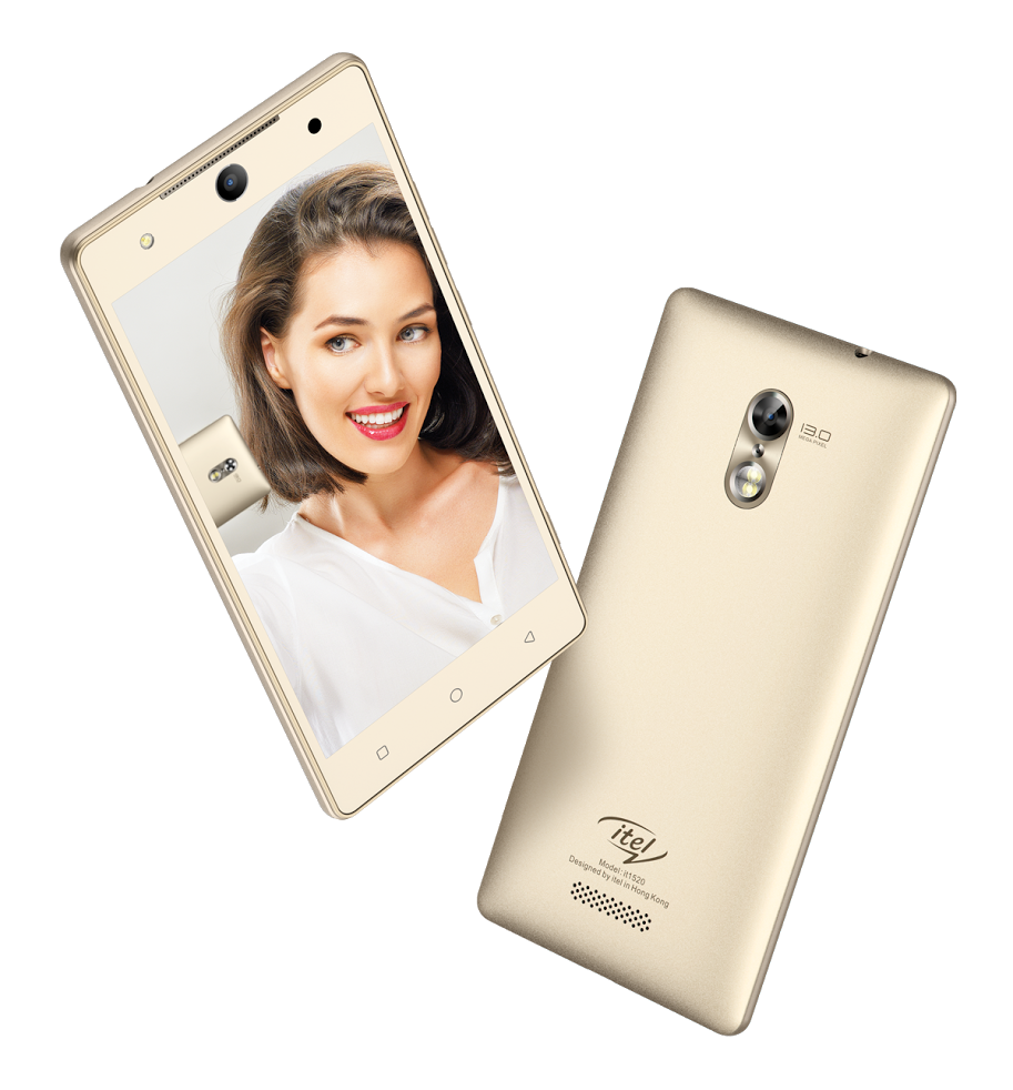 itel launches VoLTE phone with Iris scanner @ Rs 8,490