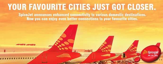 SpiceJet launches 16 new flights for enhancing connectivity in North-east