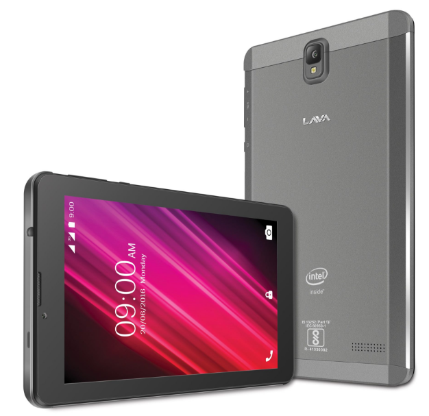 Lava launches 7-inch, thin Intel-powered tablet at 6,299