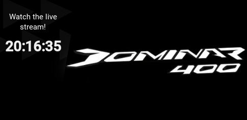 WATCH LIVE: Bajaj to unveil Dominar brand of premium motorcycles